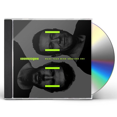 WAKE YOUR MIND SESSIONS 004 CD