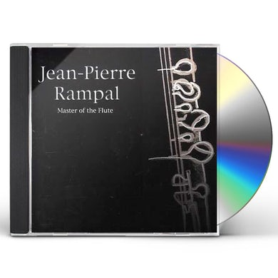 Jean-Pierre Rampal MASTER OF THE FLUTE CD