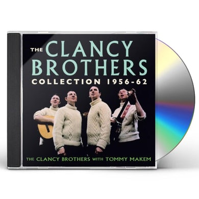 Clancy Brothers COLLECTION 1956-62 CD