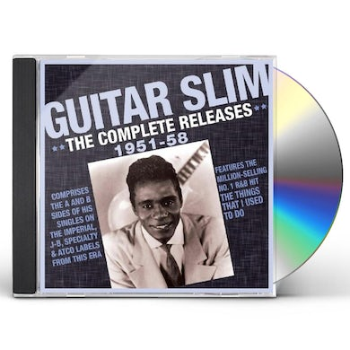 COMPLETE RELEASES 1951-58 CD