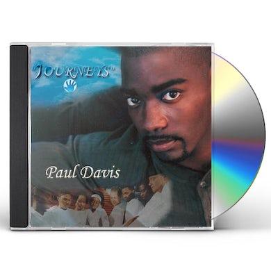 Paul Davis JOURNEYS CD