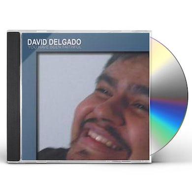 David Delgado YOU HAVE BEEN FAITHFUL CD