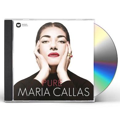 PURE: MARIA CALLAS CD