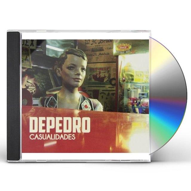 DePedro CASUALIDADES CD