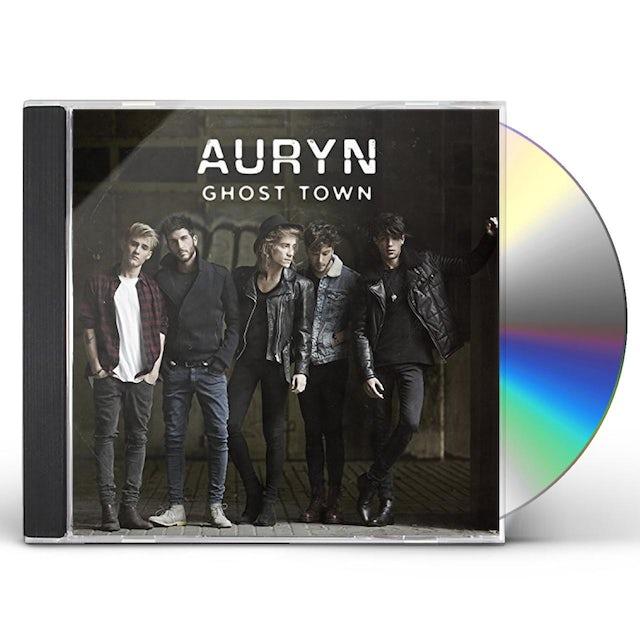 Auryn GHOST TOWN CD