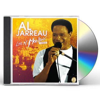 Al Jarreau LIVE AT MONTREUX 1993 CD