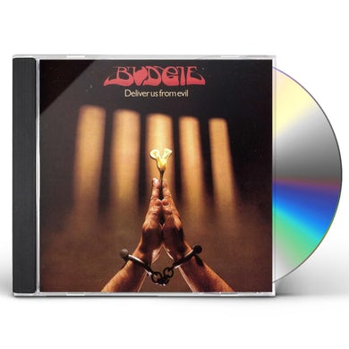 Budgie DELIVER US FROM EVIL CD