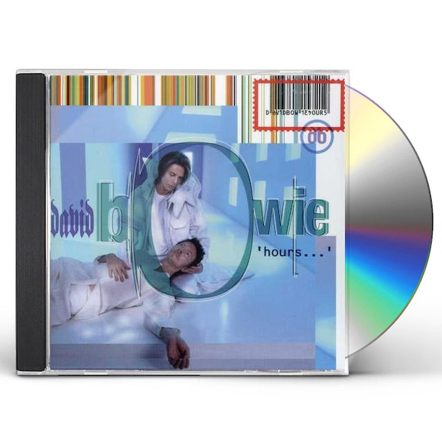 David Bowie HOURS CD