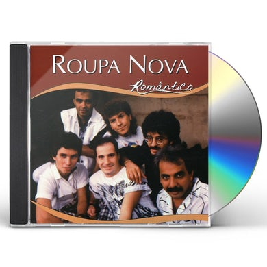 Roupa Nova SERIE ROMANTICO CD