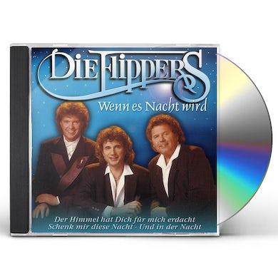 Flippers WENN ES NACHT WIRD CD