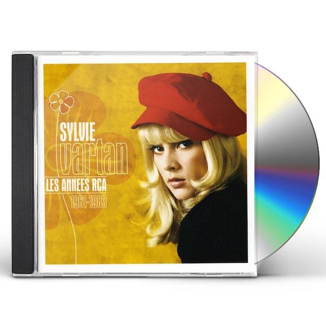 Sylvie Vartan LES ANNEES RCA CD