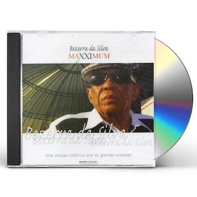 Bezerra da Silva MAXXIMUM CD