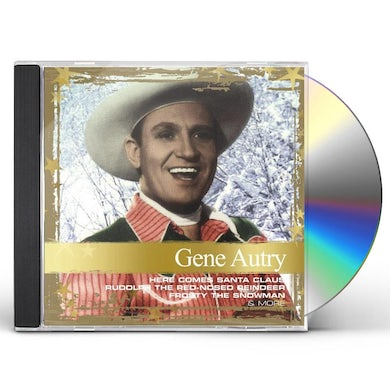 Gene Autry COLLECTIONS CHRISTMAS CD