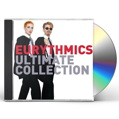 Eurythmics ULTIMATE COLLECTION CD