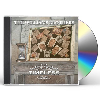 Williams Brothers TIMELESS CD