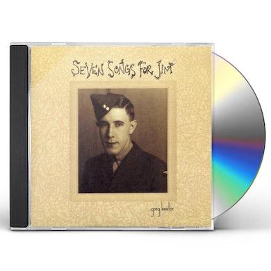 Greg Keelor SEVEN SONGS FOR JIM CD