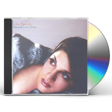 Vickie Natale NEVER GONNA STOP CD
