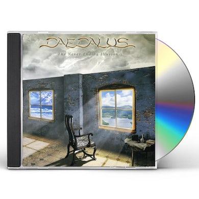 Daedalus NEVER ENDING ILLUSION CD