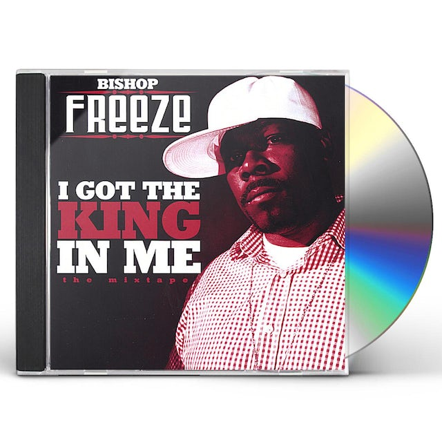 Bishop FREEZE CD
