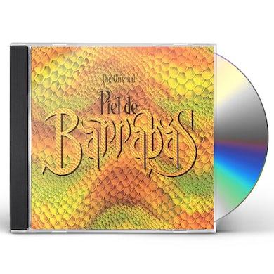 PIEL DE BARRABAS CD