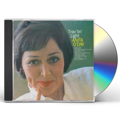 Anita O'Day TRAV'LIN LIGHT CD