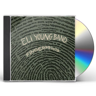 Eli Young FINGERPRINTS CD