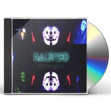 Haunted POLTERGEIST CD