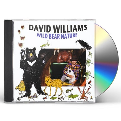 David Williams WILD BEAR NATURE CD