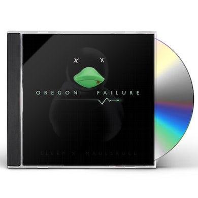 Sleep of Oldominion OREGON FAILURE CD