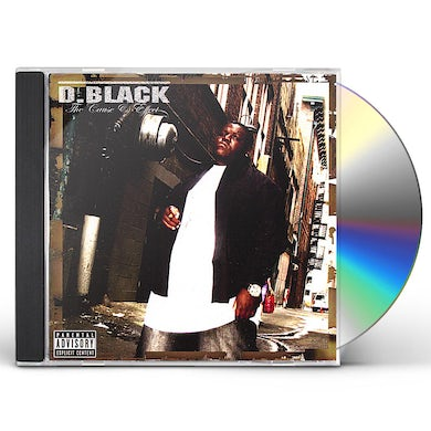 D Black CAUSE & EFFECT CD