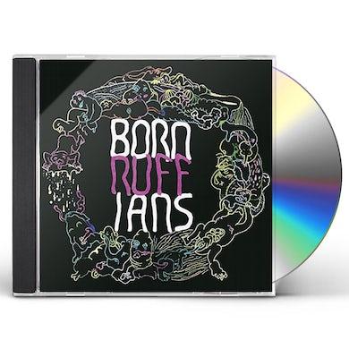 Born Ruffians RUFF CD