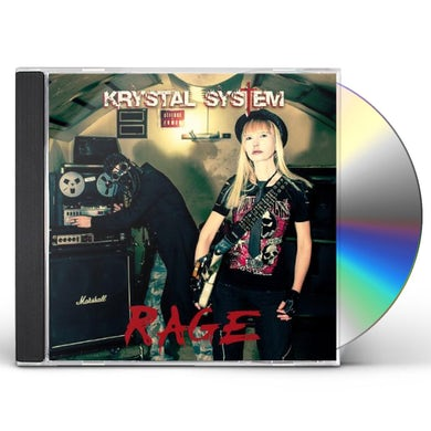 Krystal System RAGE CD