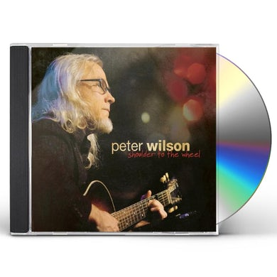 SHOULDER TO THE WHEEL CD