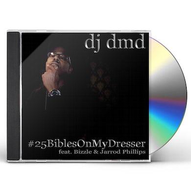 Dj Dmd #25 BIBLESONMYDRESSER CD
