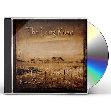 Lex Nichols LONG ROAD CD