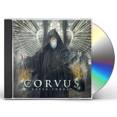 Corvus NEVER FORGET CD