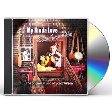 Scott Wilson MY KINDA LOVE / BENIM GUZEL ASKIM CD