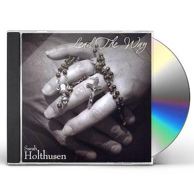 Sarah Holthusen LEAD THE WAY CD