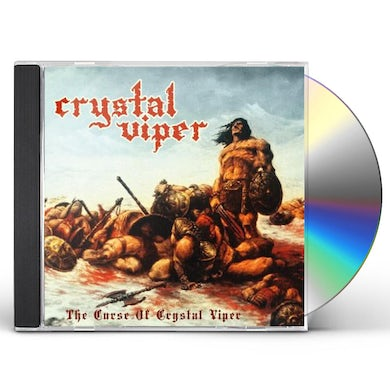 CURSE OF THE CRYSTAL VIPER CD