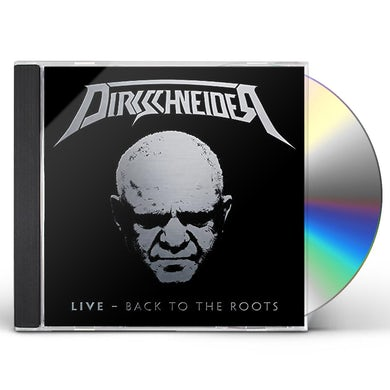 DIRKSCHNEIDER LIVE - BACK TO THE ROOTS CD