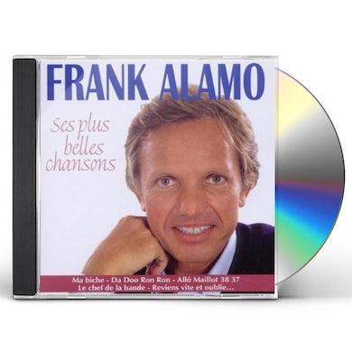 Frank Alamo SES PLUS BELLES CHANSONS CD