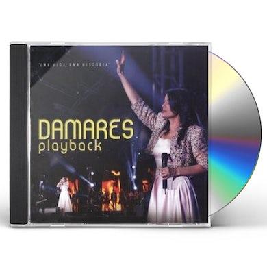 Damares AO VIVO: PLAYBACK CD