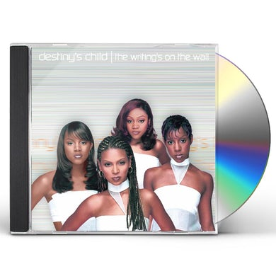 Destiny's Child Writings on The Wall CD