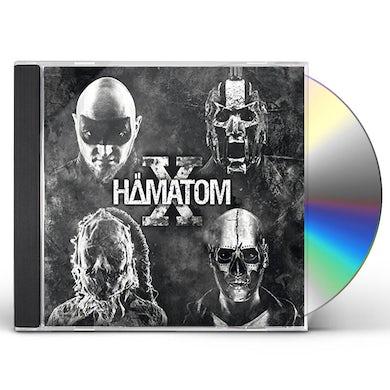 Hamatom X CD