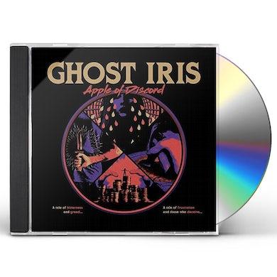 Ghost Iris APPLE OF DISCHORD CD