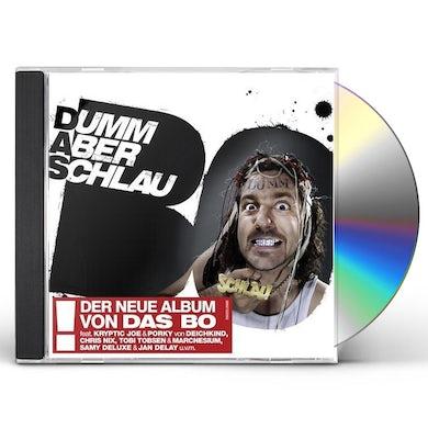 Das Bo DUMM ABER SCHLAU CD