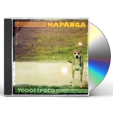 Kapanga TODO ES POCO CD