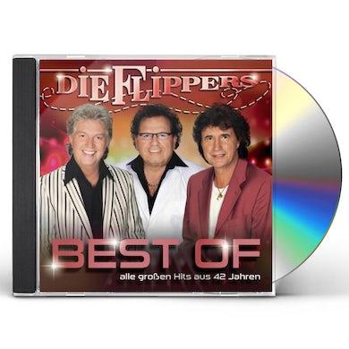 Flippers BEST OF CD