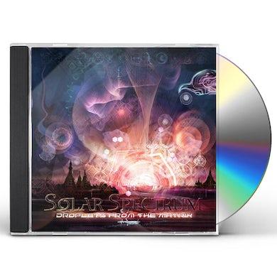 Solar Spectrum DROPLETS FROM THE MATRIX CD