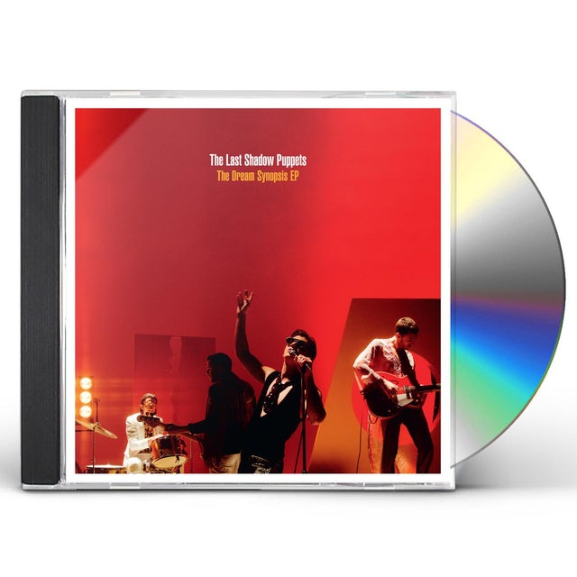 The Last Shadow Puppets DREAM SYNOPSIS CD
